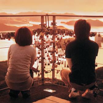 亀老山展望台(吉海)